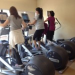 Fitness Center Review – Hilton Seattle Airport