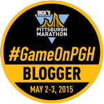 4 Weeks Until Pittsburgh Marathon! #GameOnPGH