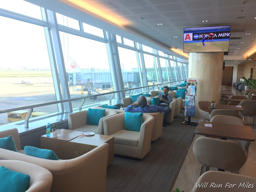 Apricot Business Lounge SGN
