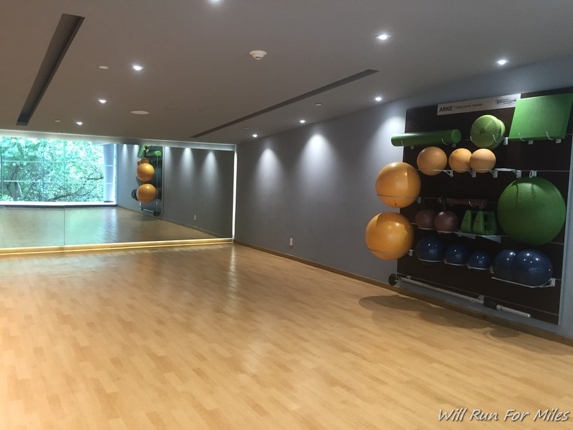 FItness Center Review