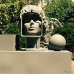 City Hall Park NYC – Public Art Exhibit