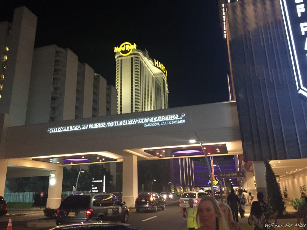 Hard Rock Casino, Atlantic City